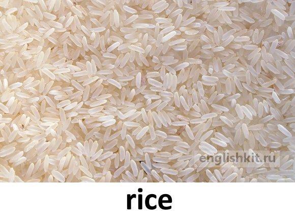 Index еда food rice 29 34